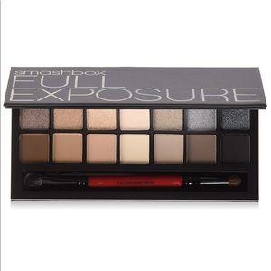 New Smashbox Full Exposure Eyeshadow Palette